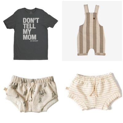 Favorite Small Shops For Baby/Toddler Boys and Girls